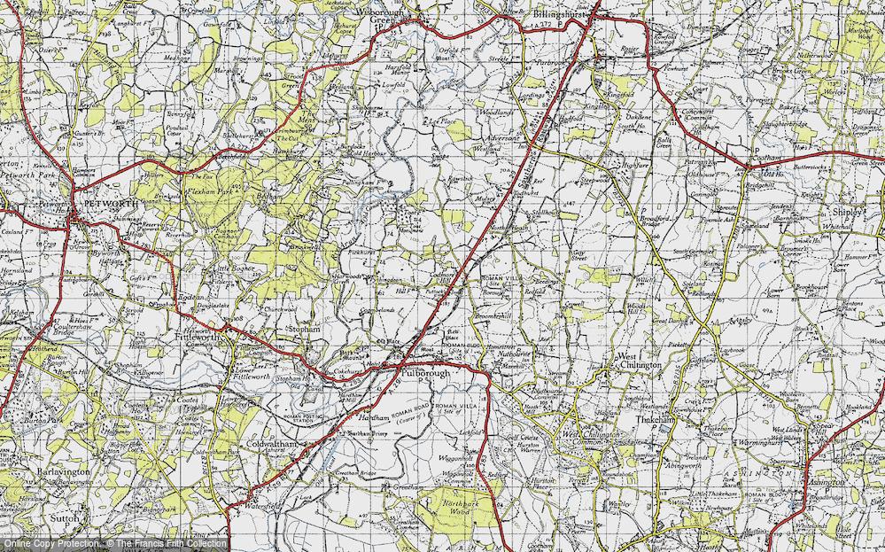 Codmore Hill, 1940