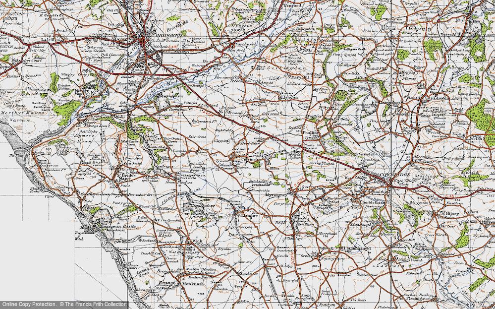 Colwinston, 1947