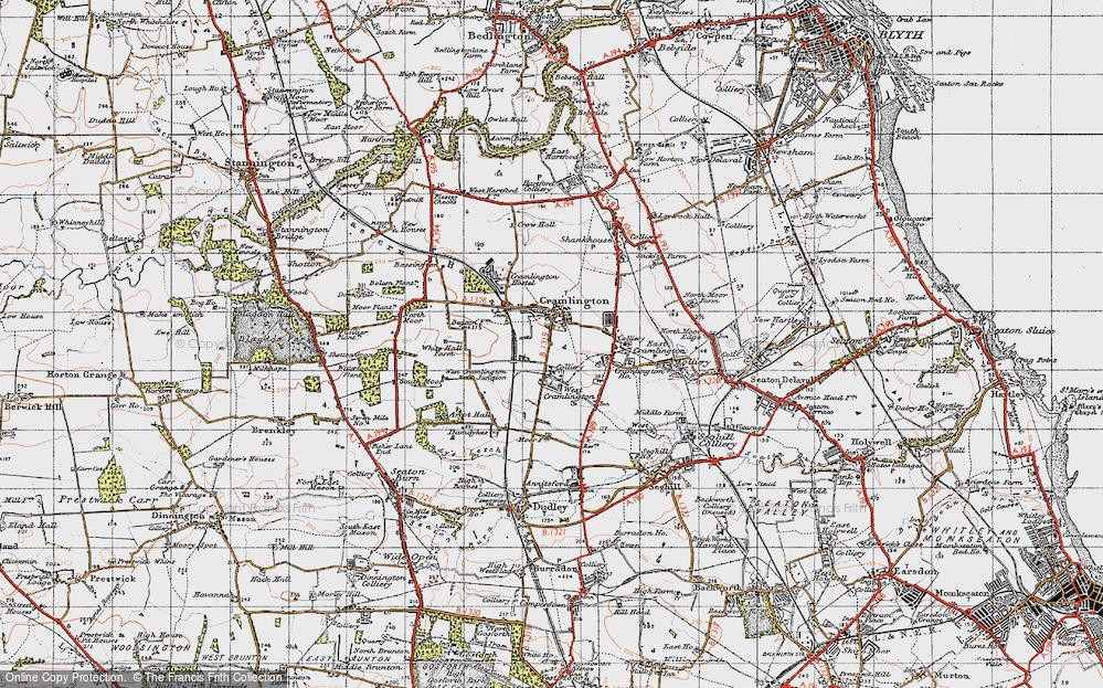 Cramlington, 1947