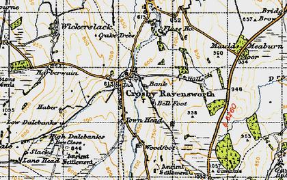 Crosby Ravensworth photos maps books memories