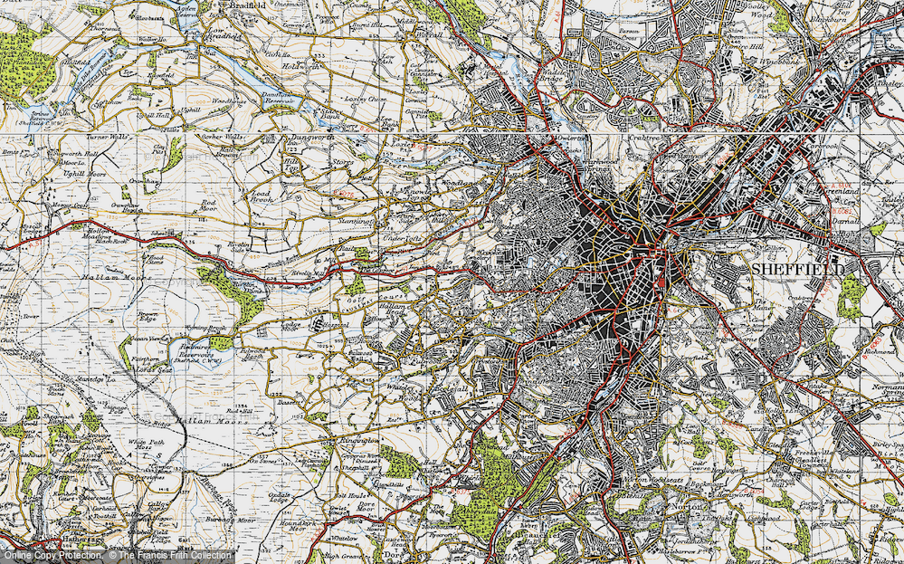 Crosspool, 1947