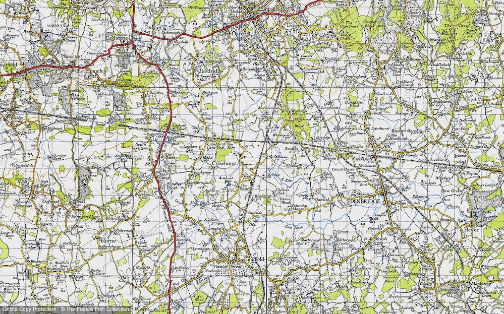 Crowhurst, 1946