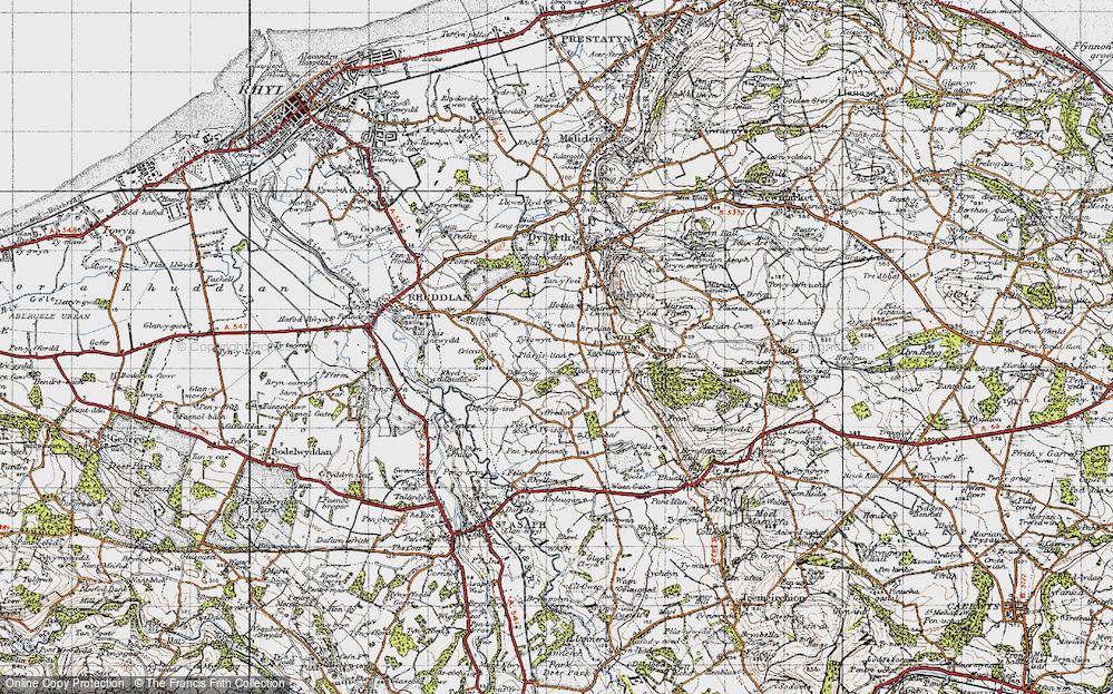 Cwm, 1947