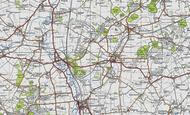 Map of Deepdale, 1946