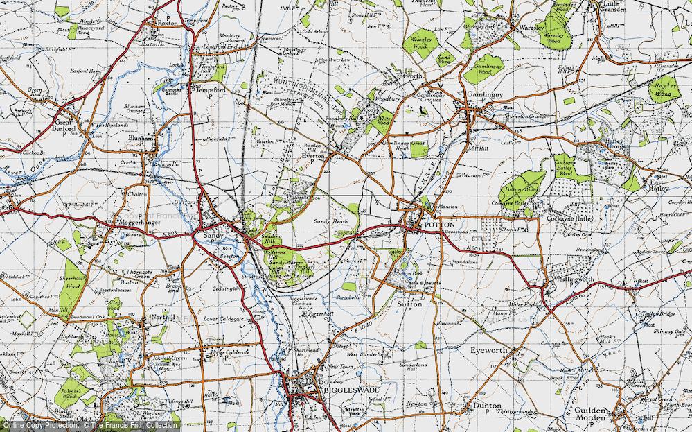 Deepdale, 1946