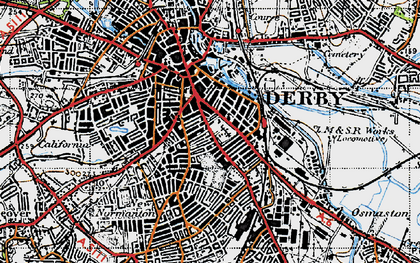 Derby photos, maps, books, memories - Francis Frith