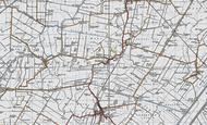 Map of Doddington, 1946
