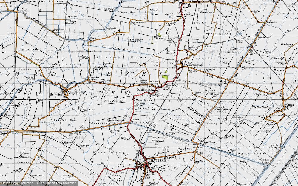 Doddington, 1946