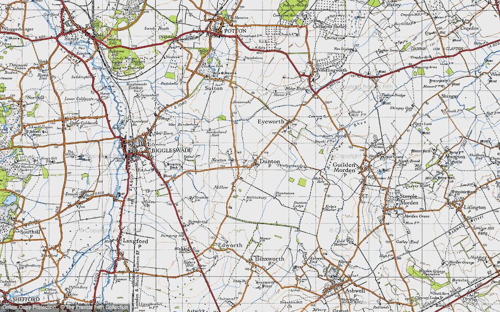 Dunton, 1946