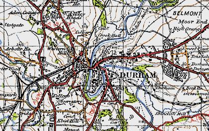 Durham photos maps books memories Francis Frith