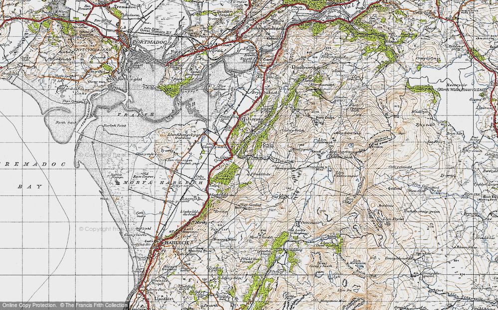 Eisingrug, 1947