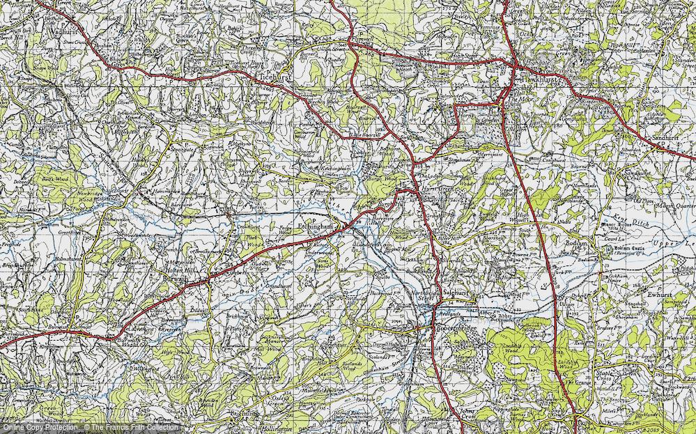 Etchingham, 1940
