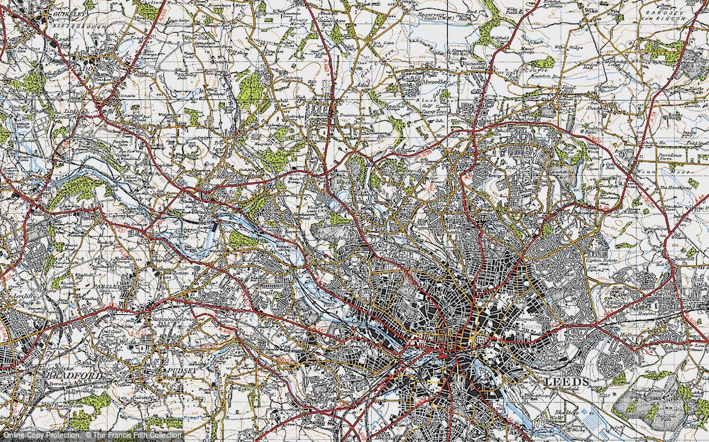 Far Headingley, 1947