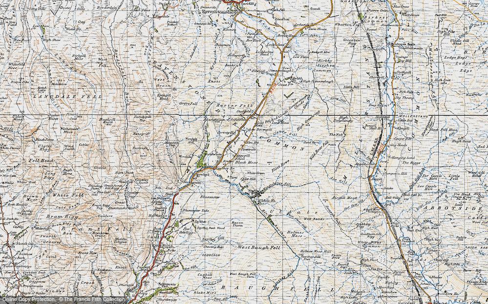 Fell End, 1947