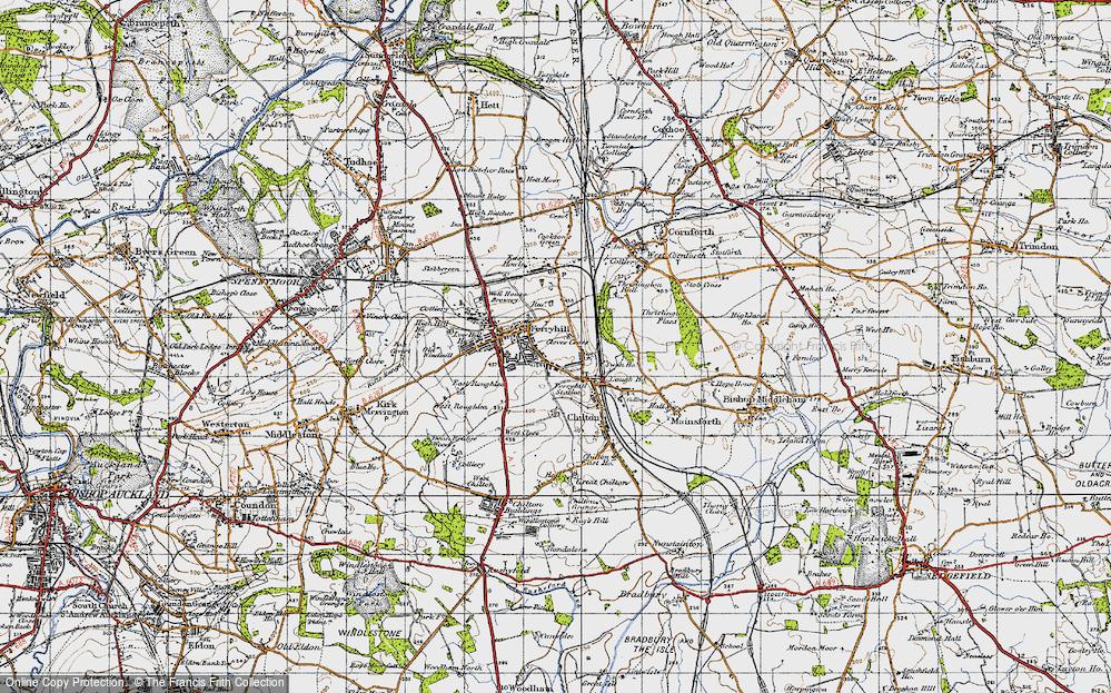 Ferryhill, 1947