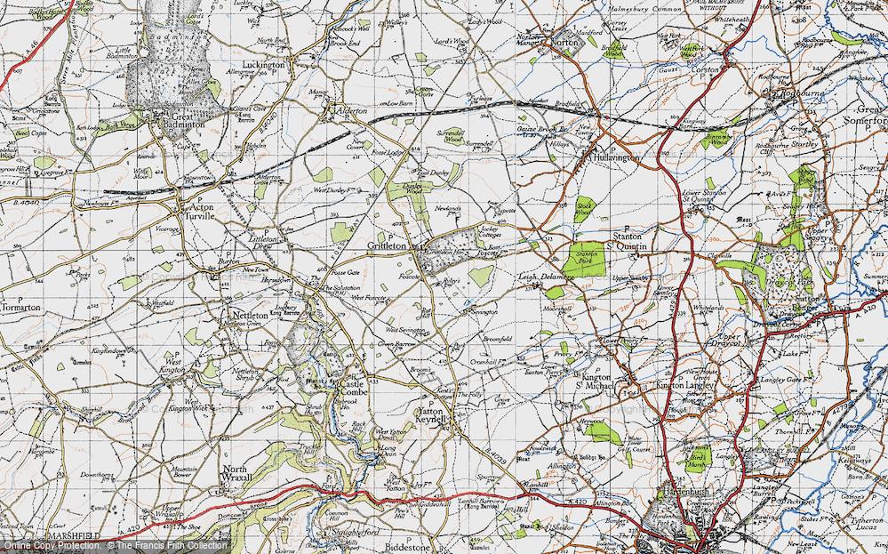 Foscote, 1946