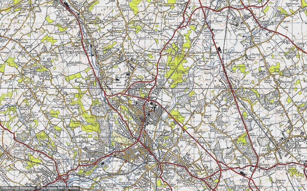 Garston, 1946