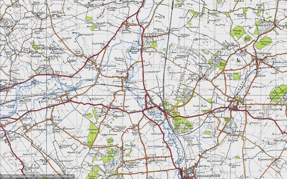 Girtford, 1946