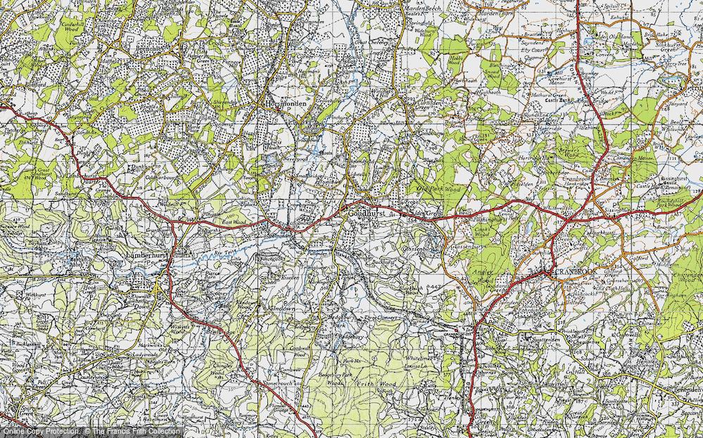 Goudhurst, 1940