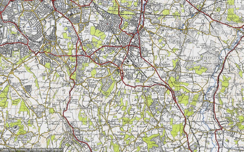 Green Street Green, 1946