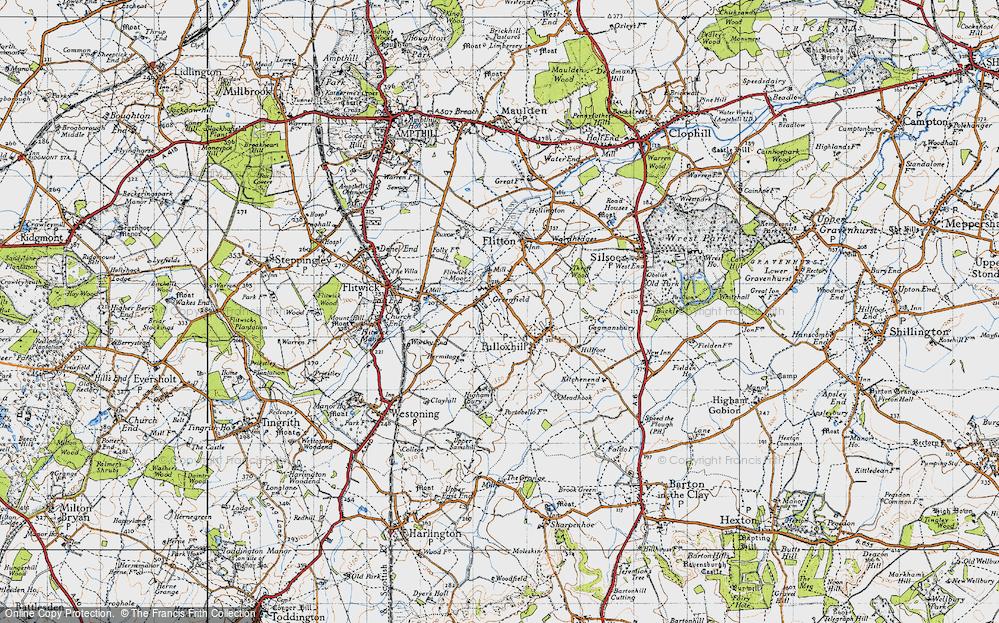 Greenfield, 1946