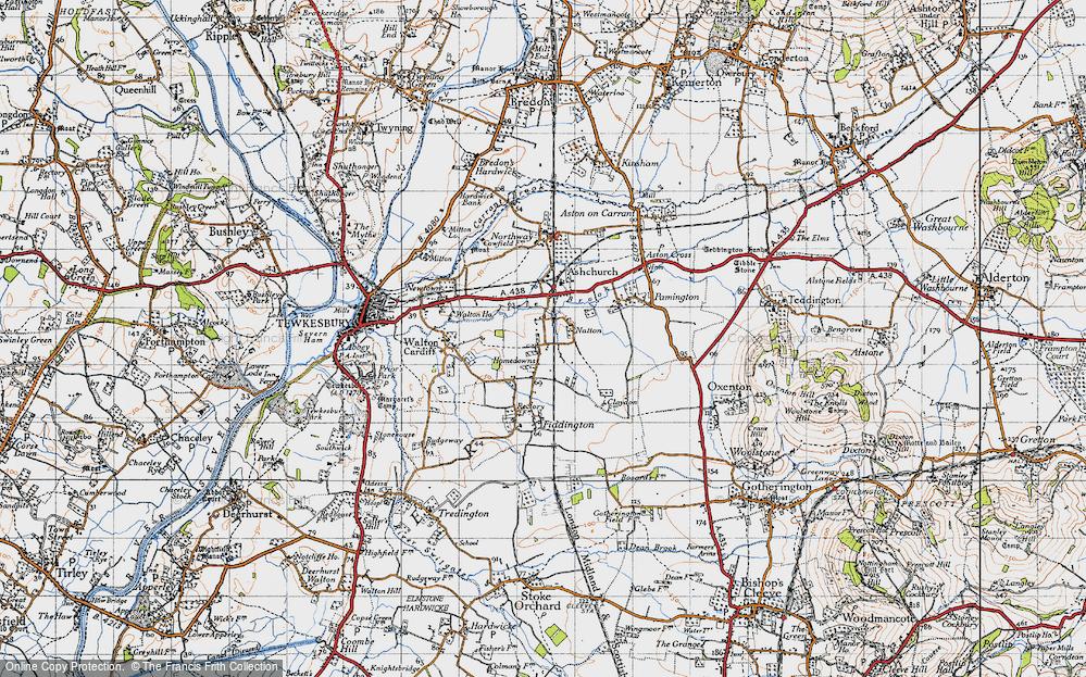 Homedowns, 1946