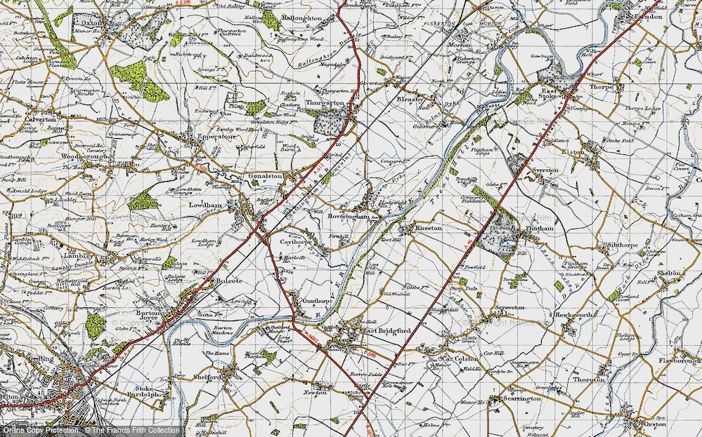 Hoveringham, 1946