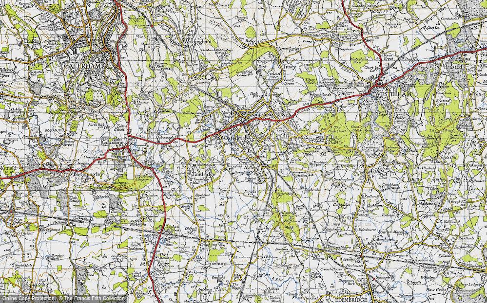 Hurst Green, 1946