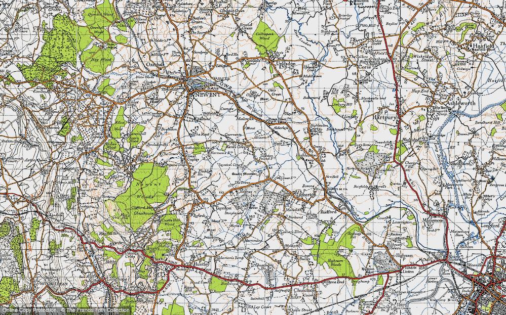 Kent's Green, 1947