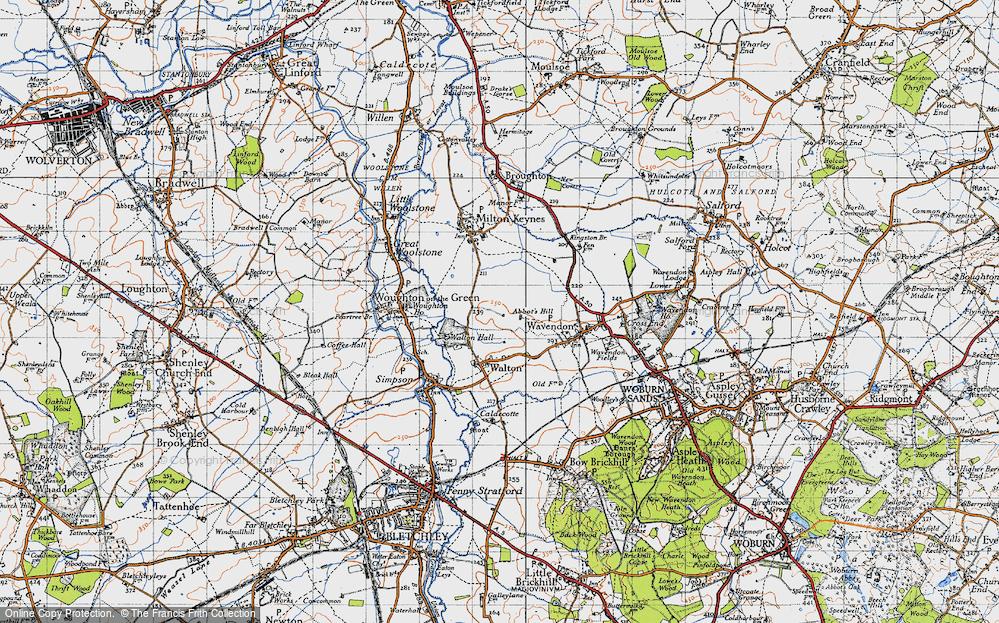 Kents Hill, 1946