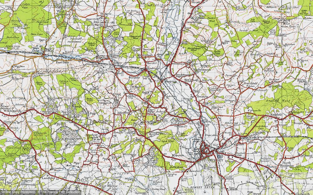 Kents Oak, 1945