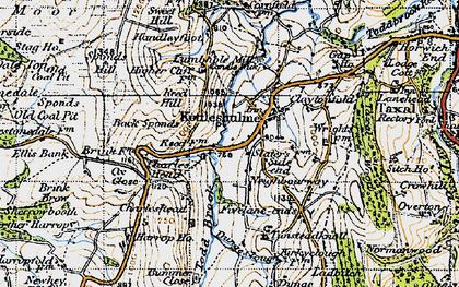 Saltersford Hall photos, maps, books, memories