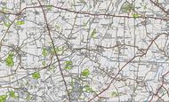 Map of Kingston, 1946