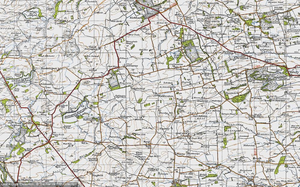 Kirkheaton, 1947