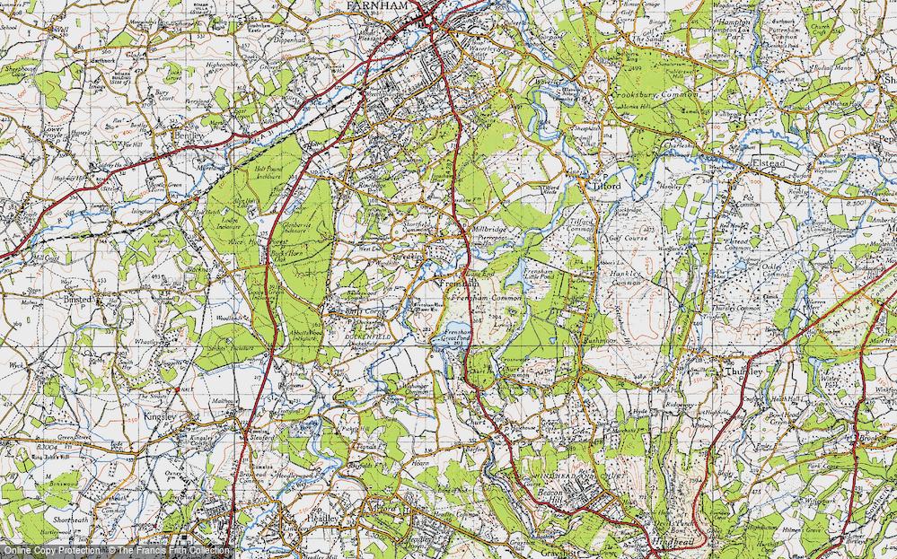 Lane End, 1940