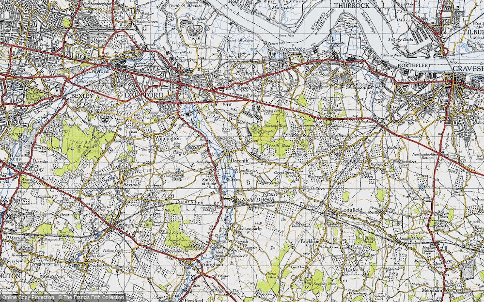 Lane End, 1946