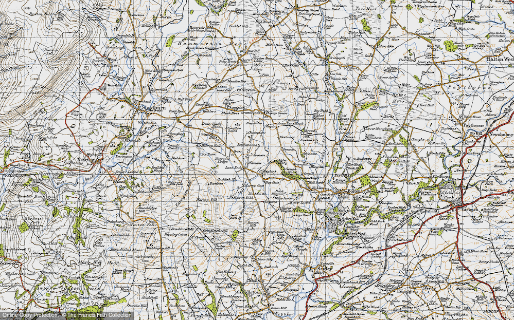 Lane Ends, 1947