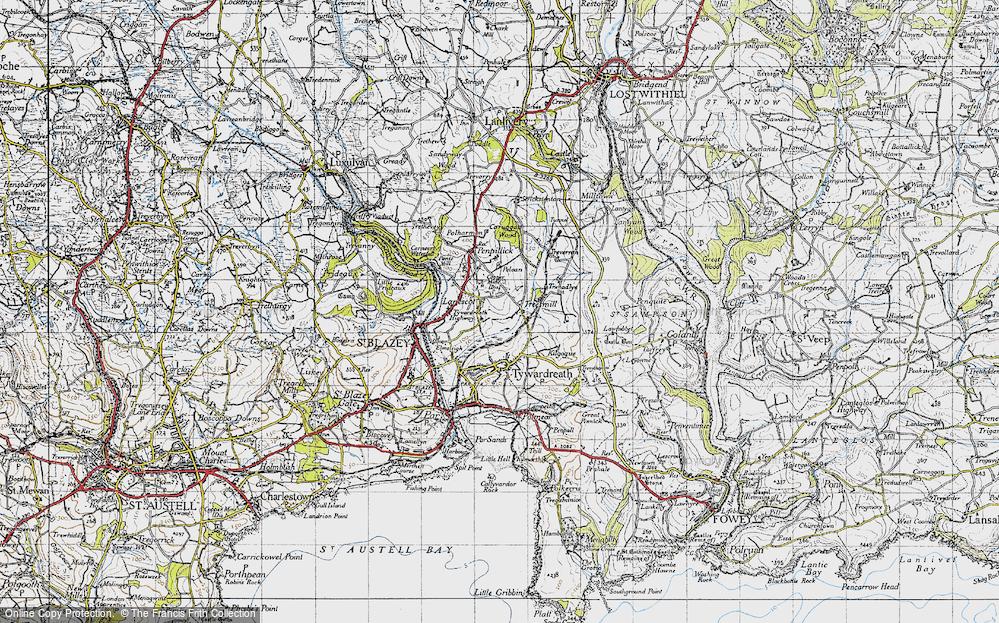 Lanescot, 1946
