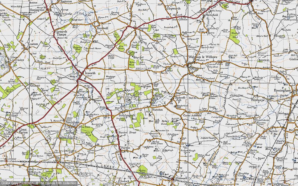 Langham, 1946