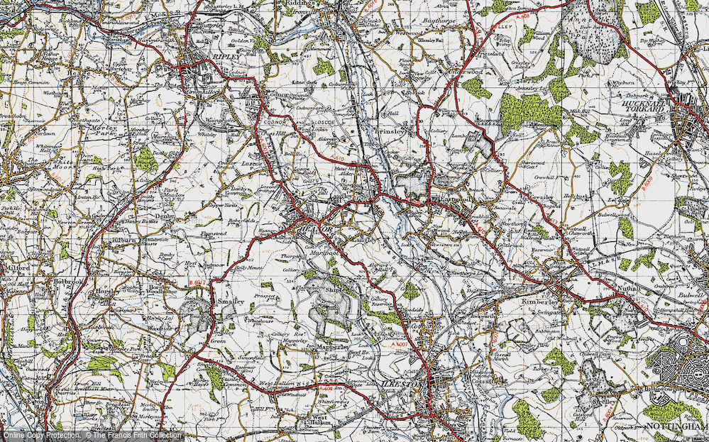 Langley, 1946