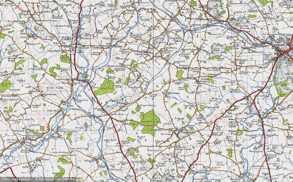 Langley Green, 1947