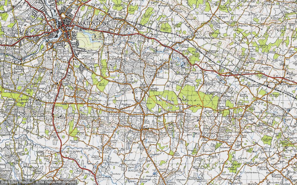 Langley Heath, 1940