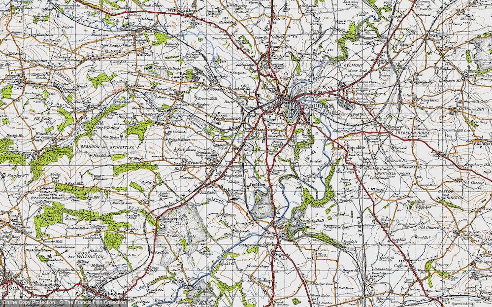 Langley Moor, 1947