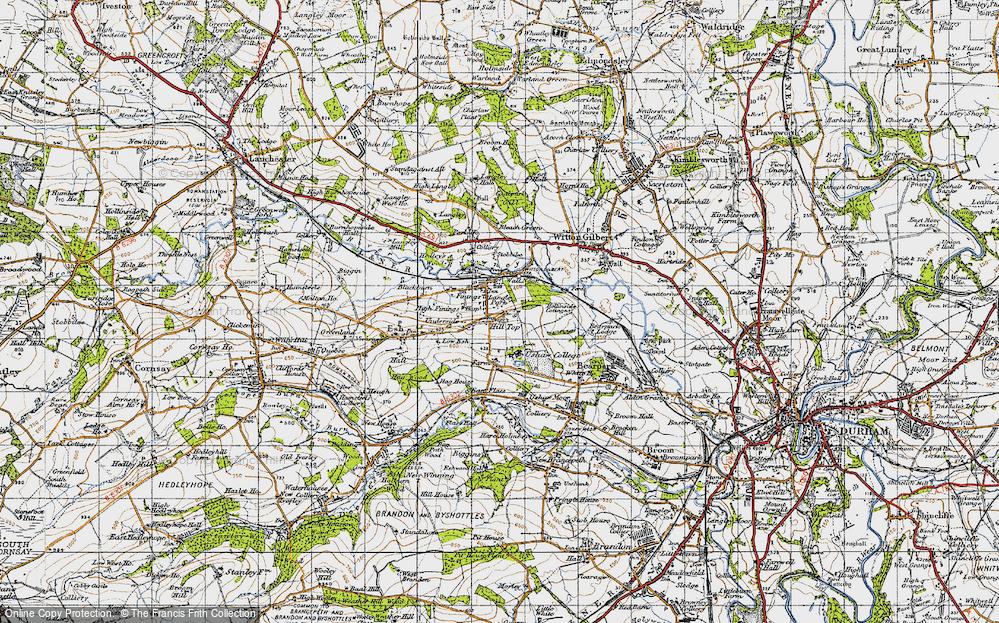 Langley Park, 1947