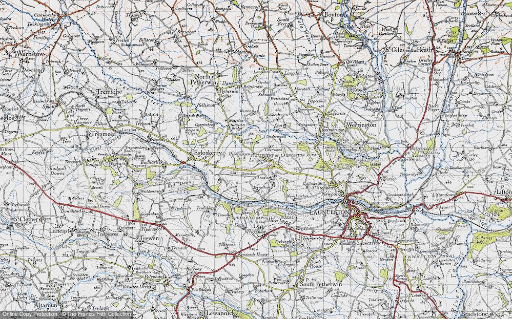 Langore, 1946