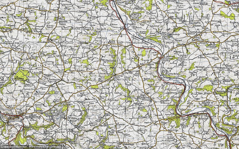 Langridgeford, 1946