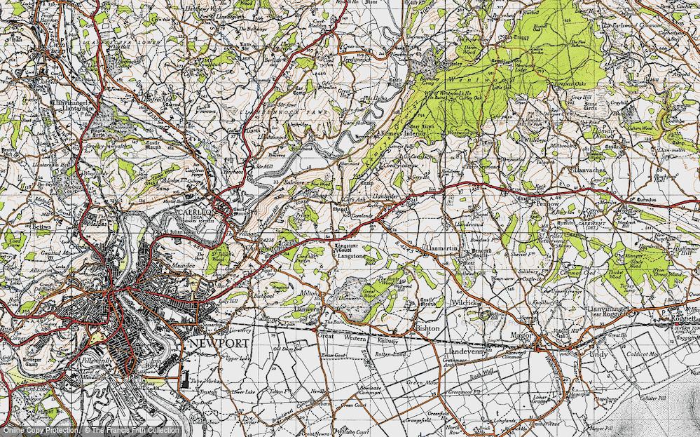 Langstone, 1946