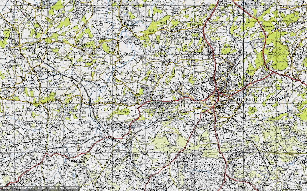 Langton Green, 1946