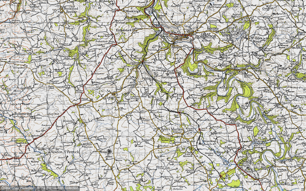 Langtree Week, 1946