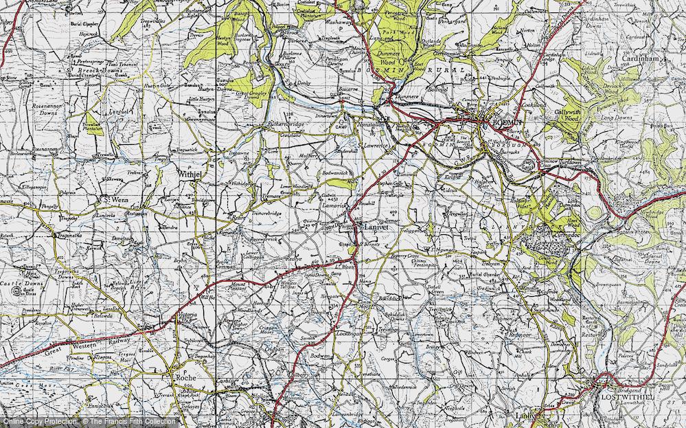 Lanivet, 1946